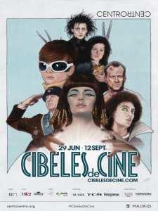6ª Cibeles de Cine | CentroCentro | 29/06 - 12/09/2019 | Retiro | Madrid | Cartel