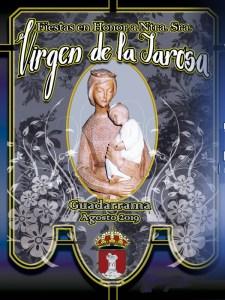 Fiestas de Agosto 2019 | Virgen de La Jarosa | Guadarrama | Comunidad de Madrid | 27/07-01/09/2019 | Cartel