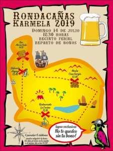 Fiestas de la Karmela 2019 | Puente de Vallecas | Madrid | 11-14/07/2019 | Rondacañas Karmela 2019 | Domingo 14