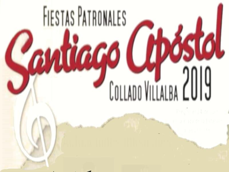 Fiestas de Santiago Apóstol 2019 en Collado Villalba - Pongamos que Hablo de Madrid