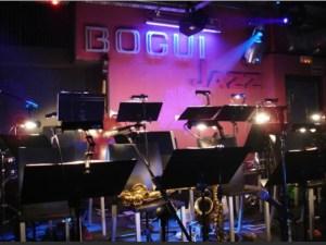 Homenaje a Bogui Jazz   30/10/2019   Sala Galileo Galilei   Barrio de Gaztambide   Madrid   Escenario Bogui Jazz   Foto Tripadvisor