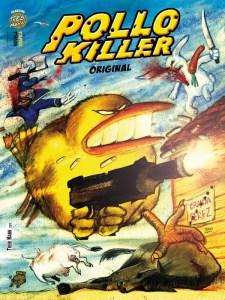 Pollo Killer Original (1990-1996)   Trebi Mann   Noviembre 2020   Portada