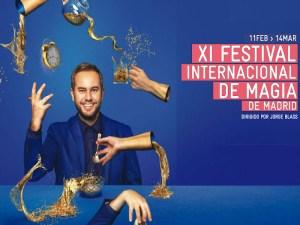 11º Festival Internacional de Magia de Madrid   11/02-14/03/2021   Teatro Circo Price   Lavapiés   Madrid   Cartel