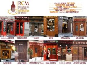 Restaurantes centenarios de Madrid: espacios de interés turístico y cultural