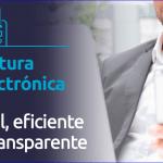 Factura Electrónica fácil, eficiente y transparente. Facturar Electrónicamente te ayudará a mejorar tus procesos empresariales.