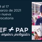 Del 9 al 17 de marzo abren postulaciones con más protección al empleo.