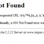 ปัญหา WordPress หาหน้าบทความไม่เจอ