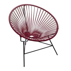 fauteuil-boqa-rouge-bordeaux-ponio