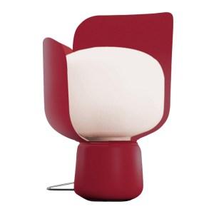 Lampe, Fontana Arte — Rouge Bordeaux