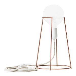 Lampe, ENO Studio — Cuivre, Ponio