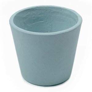 Pot à Fleurs, Howkapow — Bleu Nordique, Ponio