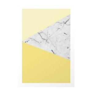 Affiche, JXCX — Jaune Poussin, Ponio