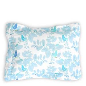 Taie d'oreiller, Little Cabari — Bleu Nordique, Ponio