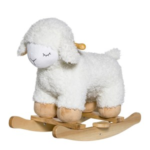 Mouton à Bascule, Bloomingville — Blanc Neige, Ponio