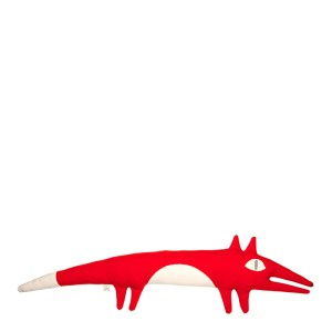 Peluche Renard, Tricot by Tricot — Rouge Coquelicot, Ponio
