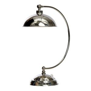 Lampe de Table, Lene Bjerre — Argenté, Ponio
