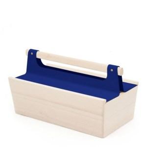 Boîte, Hartô — Bleu Roi, Ponio