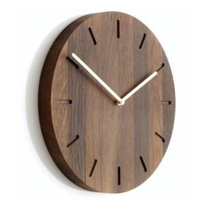 Horloge, Applicata — Bois Foncé, Ponio