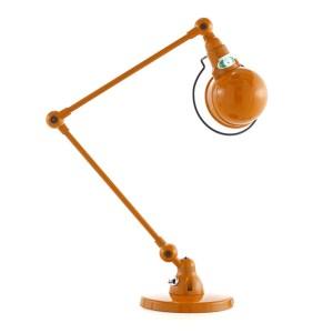 Lampe de Bureau, Jieldé — Orange Citrouille, Ponio