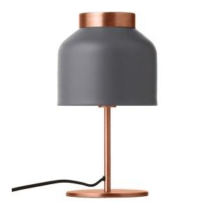 Lampe de Table, Tricot— Gris Ardoise, Ponio