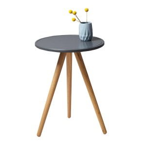Table, Cyrillus — Gris Ardoise, Ponio