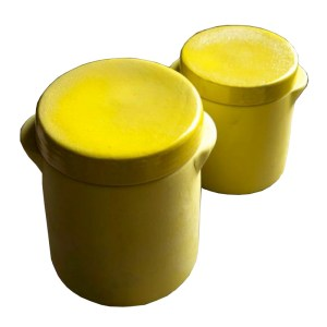 Bocal, Chez les Voisins — Jaune Citron, Ponio