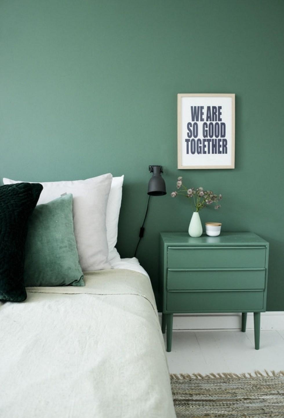 Des meubles assortis au mur   Ponio
