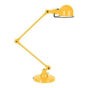 Lampe de Table, Jieldé — Jaune Citron, Ponio