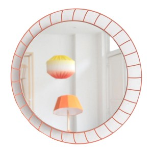 Miroir, Colonel — Orange Corail, Ponio