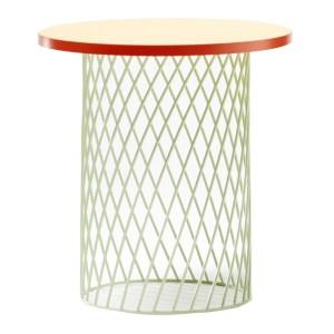 Table Basse, Colonel — Orange Corail, Ponio
