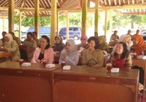 Kunjungan dari Desa Karangrejek 2011 - 2