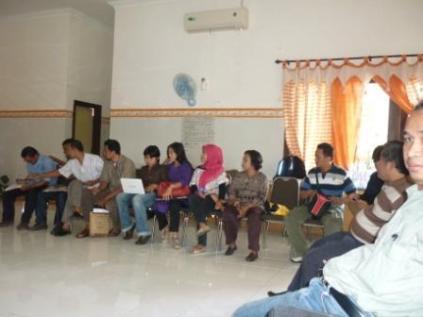 Pelatihan Tenaga Ahli Pemasaran PLPBK 4