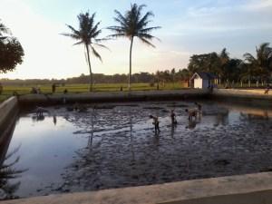 Foto Kolam Yang akan dibangun KSM 2