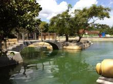 Jembatan Air Sumber Ponjong