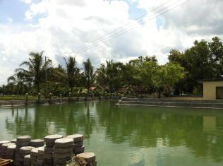 Kolam Indah Sumber Ponjong