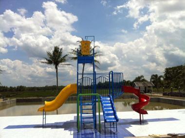 Water Boom Idaman Ponjong