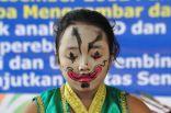Atraksi Tari di Gebyar Seni dan Budaya Desa Wisata Ponjong 2012