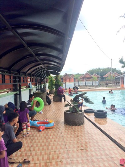 Wisata Water Byur Sumber Ponjong