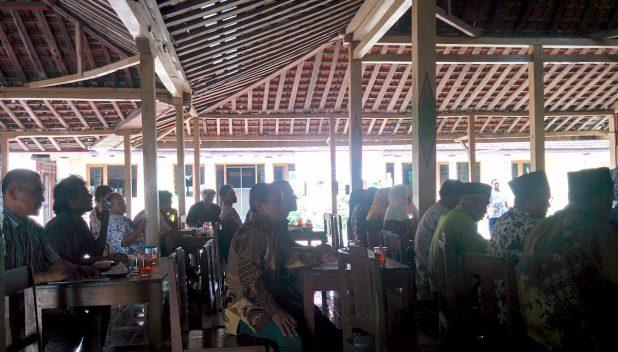 Peserta Rapat Koordinasi Siklus Tahunan Desa 2016