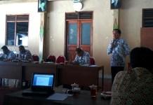 Rapat Koordinasi Pembahasan Siklus Tahunan Desa 2016
