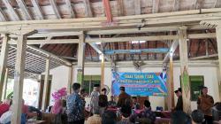 Serah Terima Tugas BPD Desa Ponjong untuk periode 2019 2025