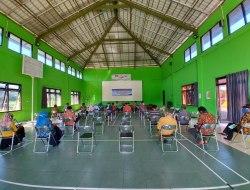 BUMDes Hanyukupi Gelar LPJ Tahun 2019 di Gedung Saemaul Ponjong
