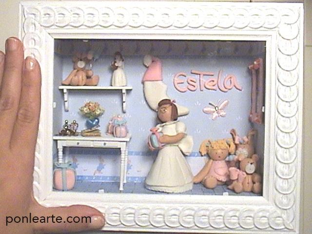 Escena de comunión, miniaturas. ponlearte.com