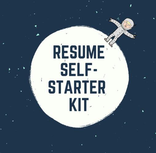 Resume Starter Kit