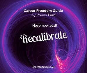 Recalibrate freedom