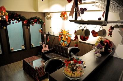 聖誕咖啡廳5