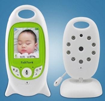 מוניטור אינטרקום לתינוק