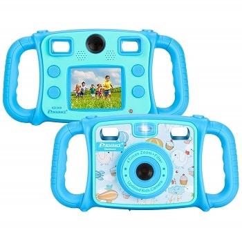 מצלמה דיגיטלית לילדים קטנים
