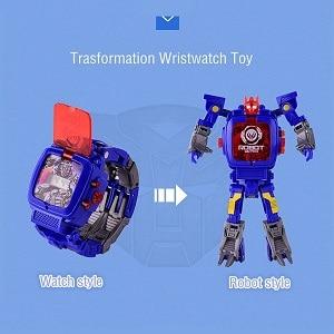שעון רובוטריקים לילדים