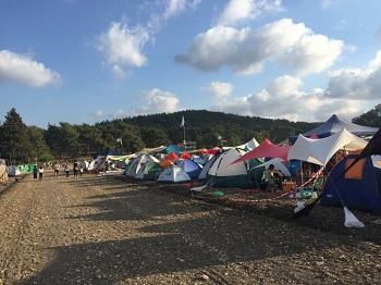 בחירת אוהל לקמפינג עם ילדים